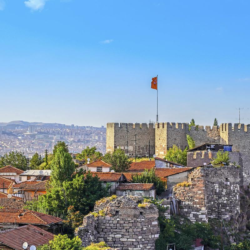 Ankara Castle - WARWICK CORPORATE