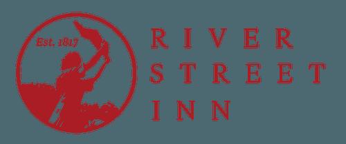 Hotel logo at River Street Inn