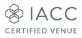 logo of iacc certified venue