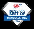 AAA Inspector's Best of Housekeeping 2020 Logo