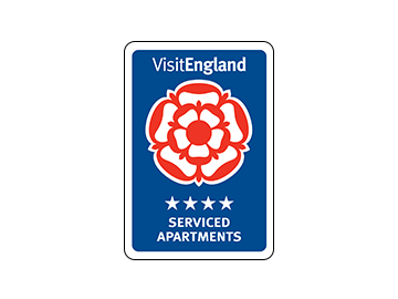 Visit England 4 Star Serviced Apartments