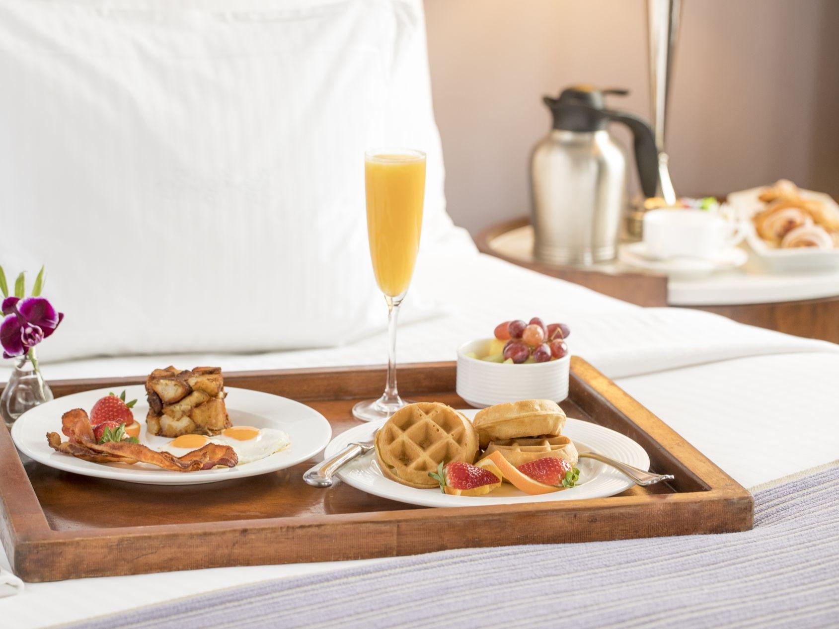 Room Service Waffles