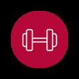 Fitness in Bettopa Hotel Atlantico